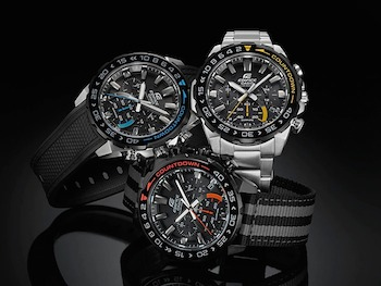 Casio Edifice EFS-S550