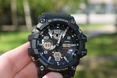 Casio G-Shock GWG-100-1A3