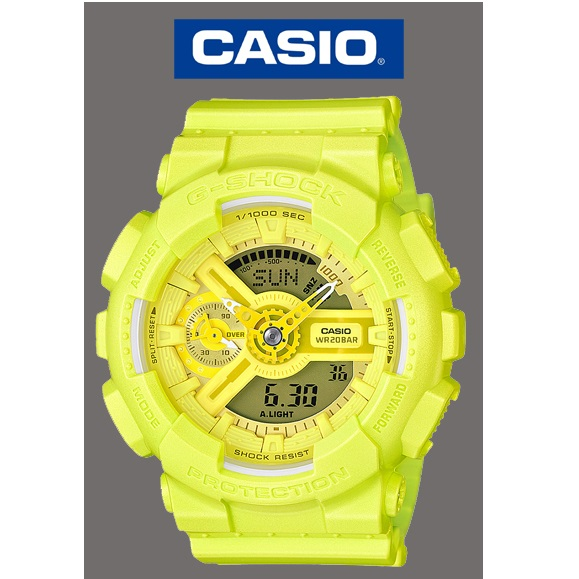 Серия GMA-S110VC от Casio G-Shock